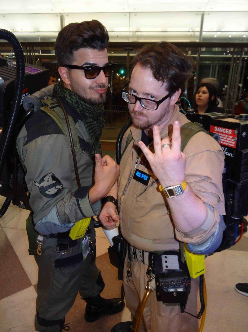 Comic Con hot actors