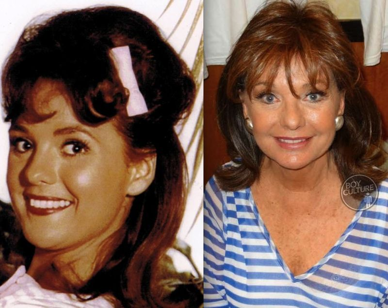 *Dawn Wells then now