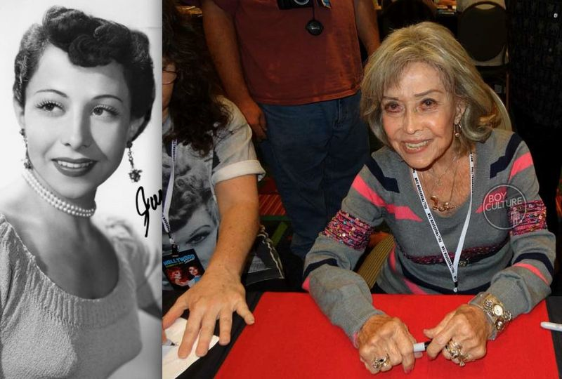*June Foray then now