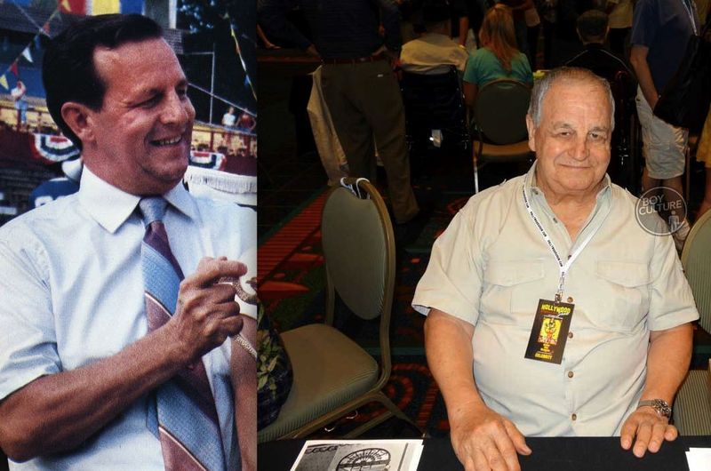 *Paul Dooley then now