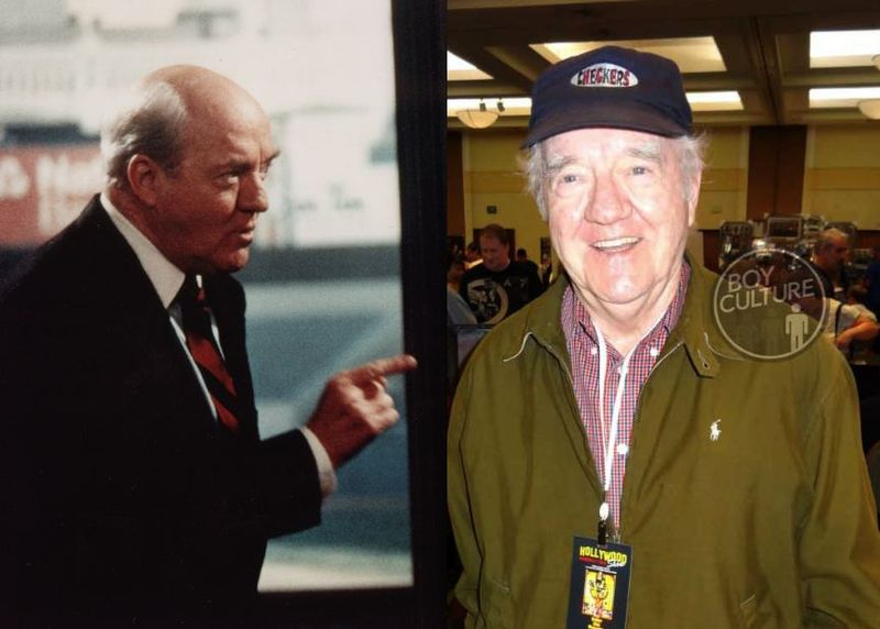 *Richard Herd then now