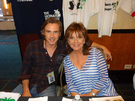 Sam Trammell Dawn Wells 2 copy
