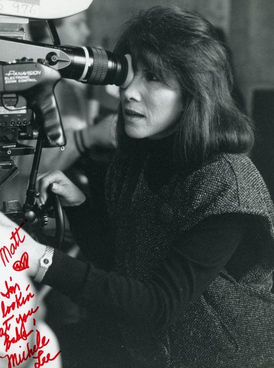 Michele Lee autograph