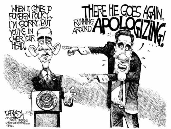 2012 obama Romney