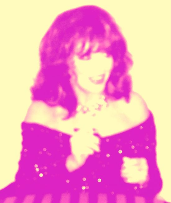 Joan Collins art