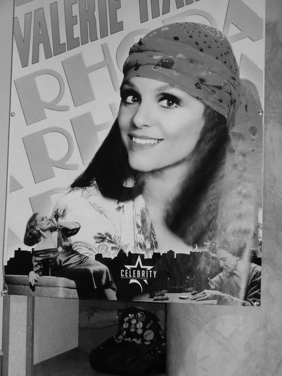 Valerie Harper Rhoda poster Looped