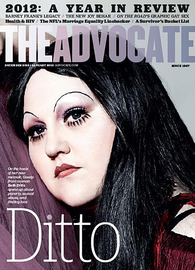 Beth Ditto The Advocate