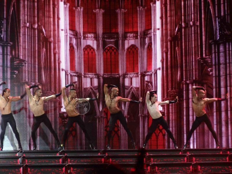 Madonna MDNA Yankee 10