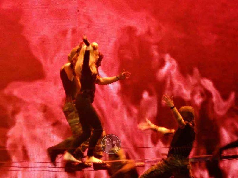 Madonna MDNA Yankee 15