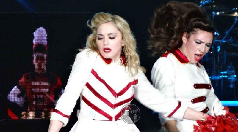 Madonna MDNA Yankee 23