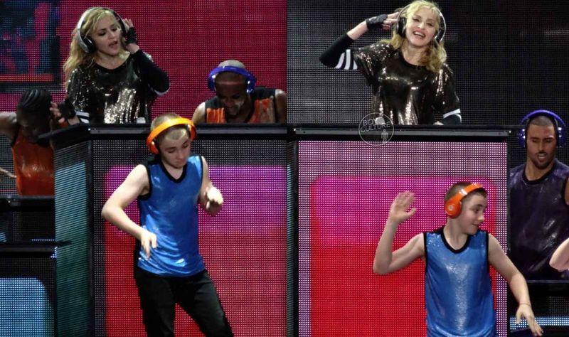 Madonna MDNA Yankee 58