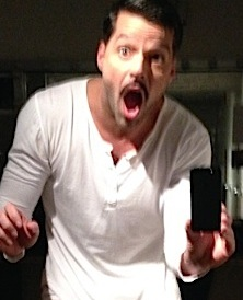 Ricky Martin no pants underwear