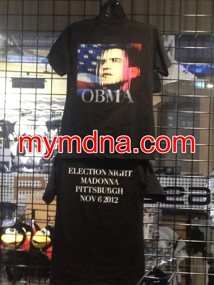 Obama-MDNA