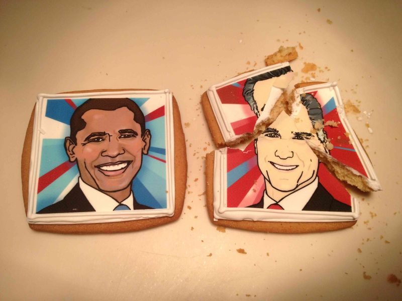 Obama-Romney-cookies