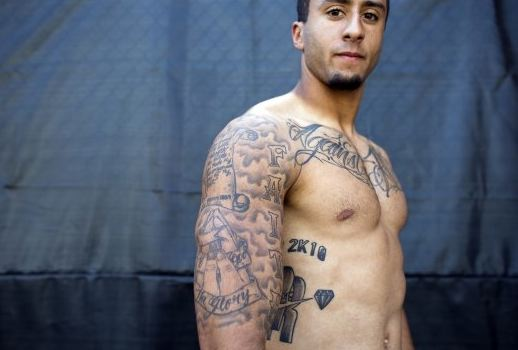 Tattoo-Kaepernick