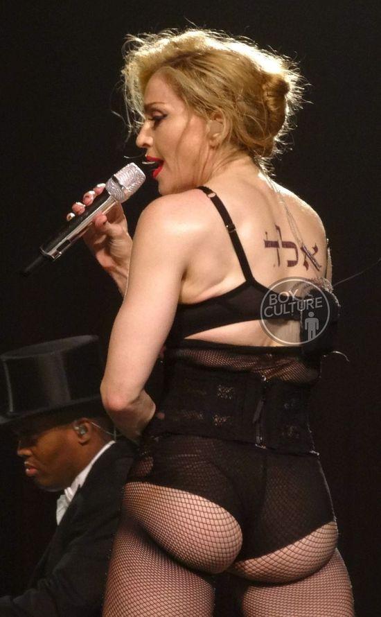 Madonna-butt