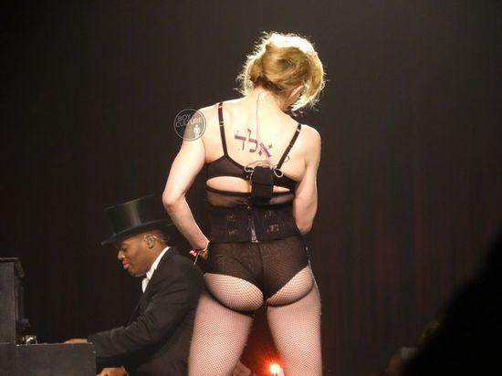 Ass-Madonna