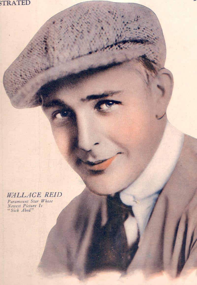 Hot-Wallace-Reid