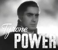 Tyrone-power-movies-and-films-and-filmography