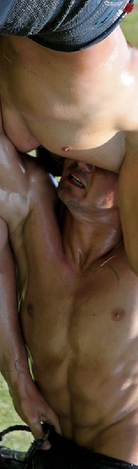 Hotshirtless-Turkish-oil-wrestling