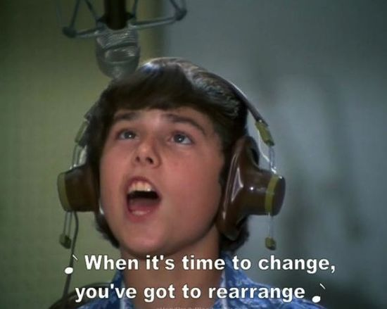 Peter Brady Time to Change 3