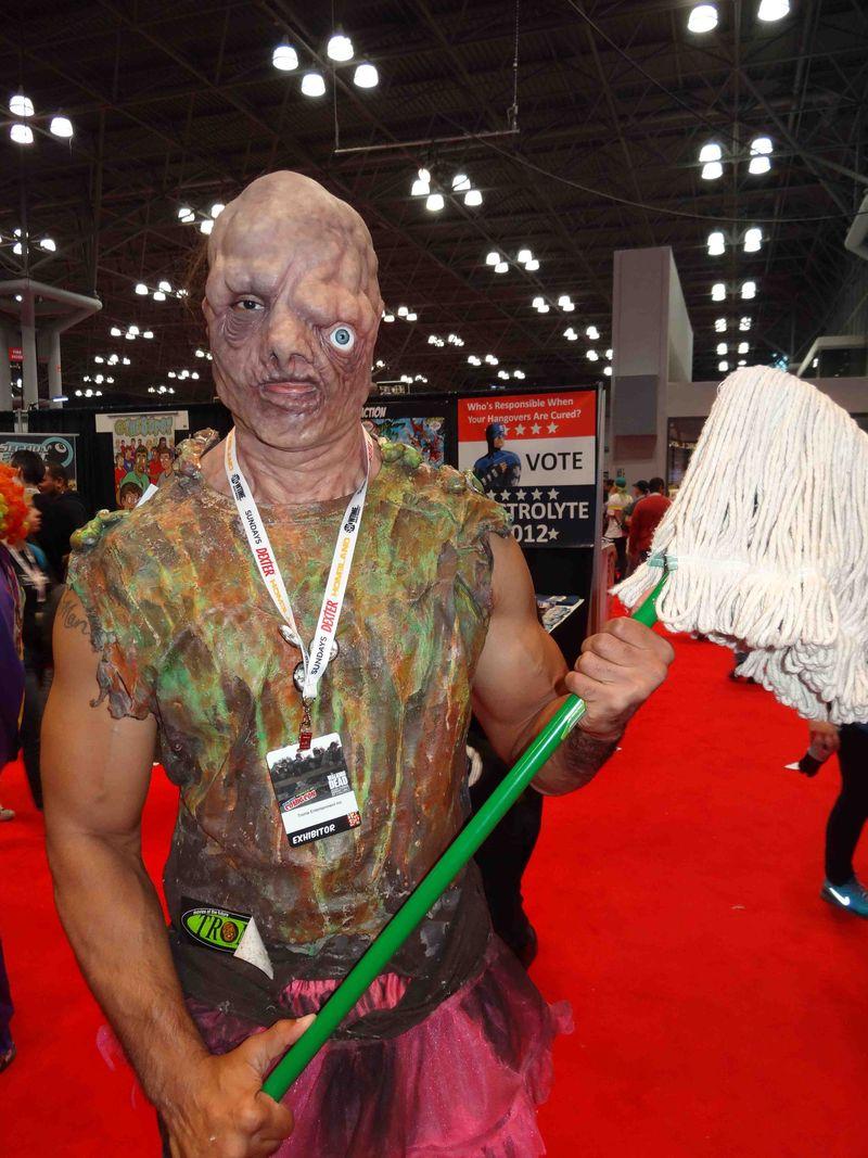 *Comic Con gross