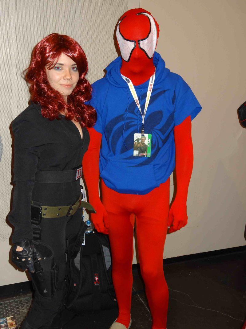 Comic Con bulge