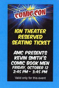 Kevin Smith Comic Book Men