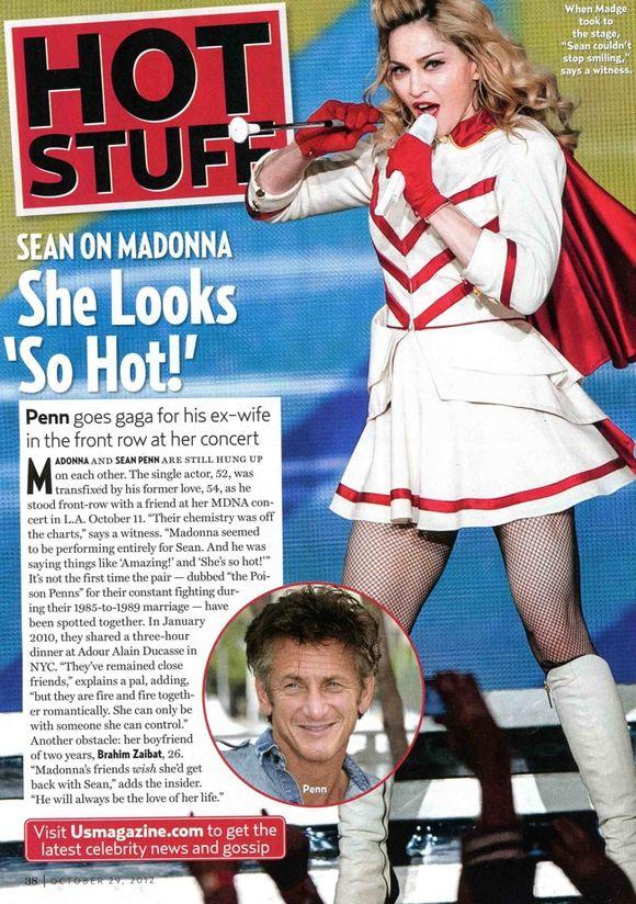 Us Madonna Sean Penn