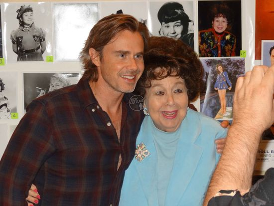 * Sam Trammell Jane Withers
