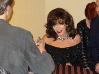Joan Collins fan