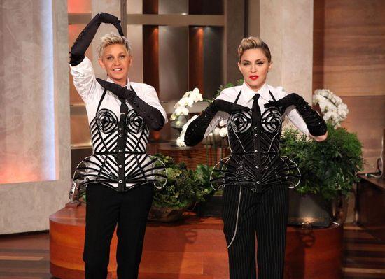 Madonna-Ellen-gay