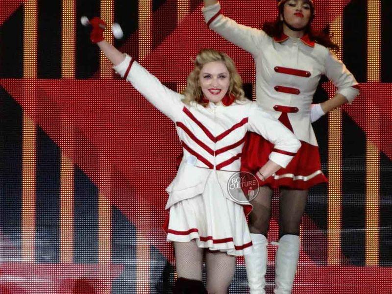 Madonna MDNA Yankee 20