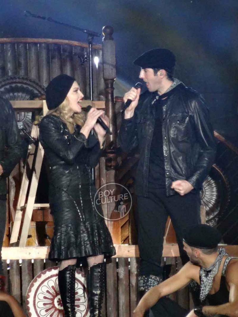 Madonna MDNA Yankee 30