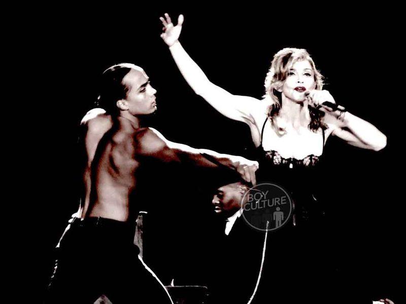 Madonna MDNA Yankee 48