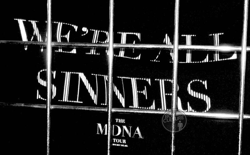 Madonna MDNA Yankee 63