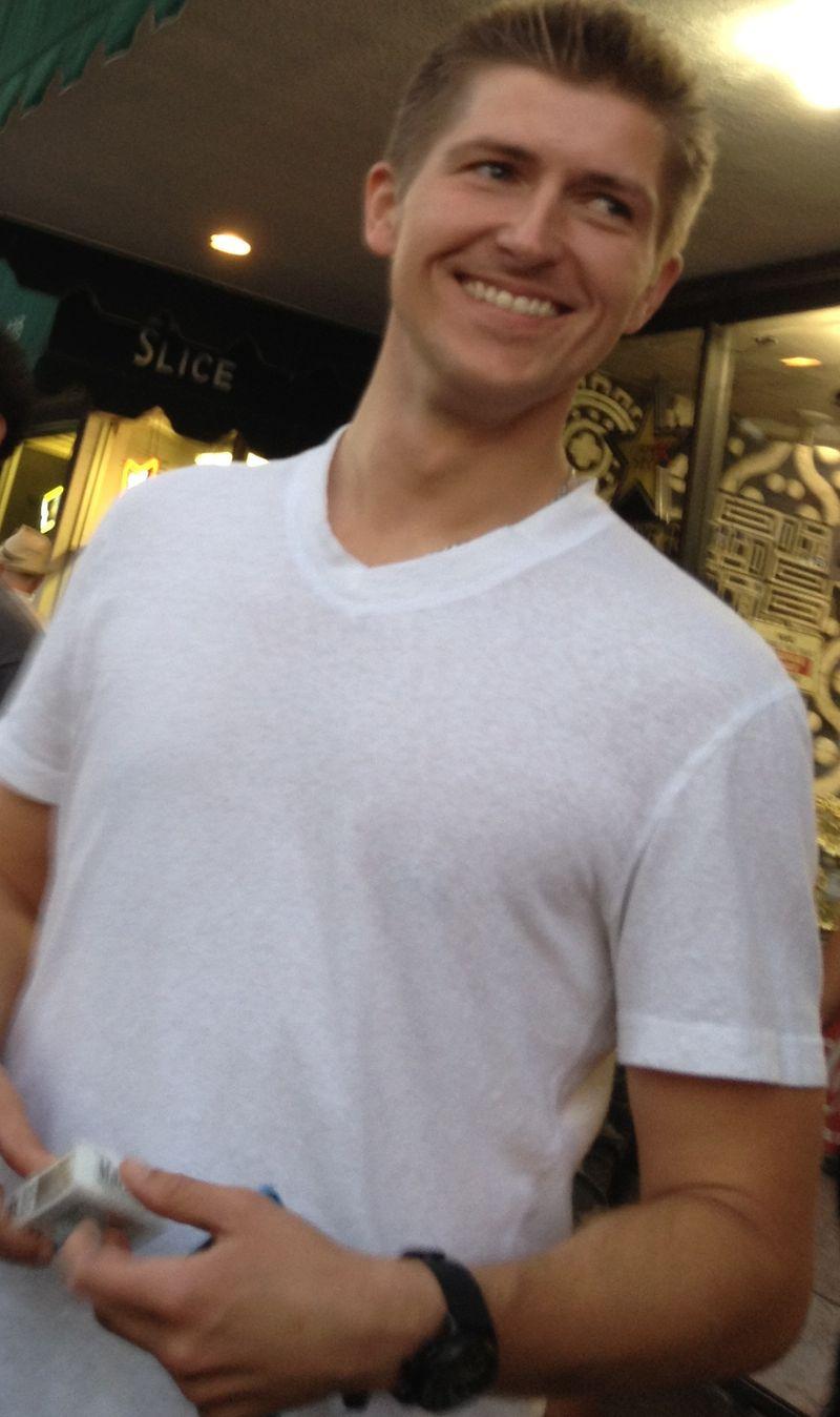 Sexy smiler
