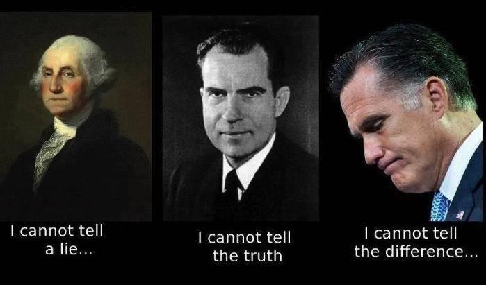 Mitt Romney liar