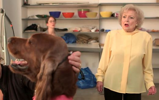 Betty White American Humane Association Hero Dog Awards