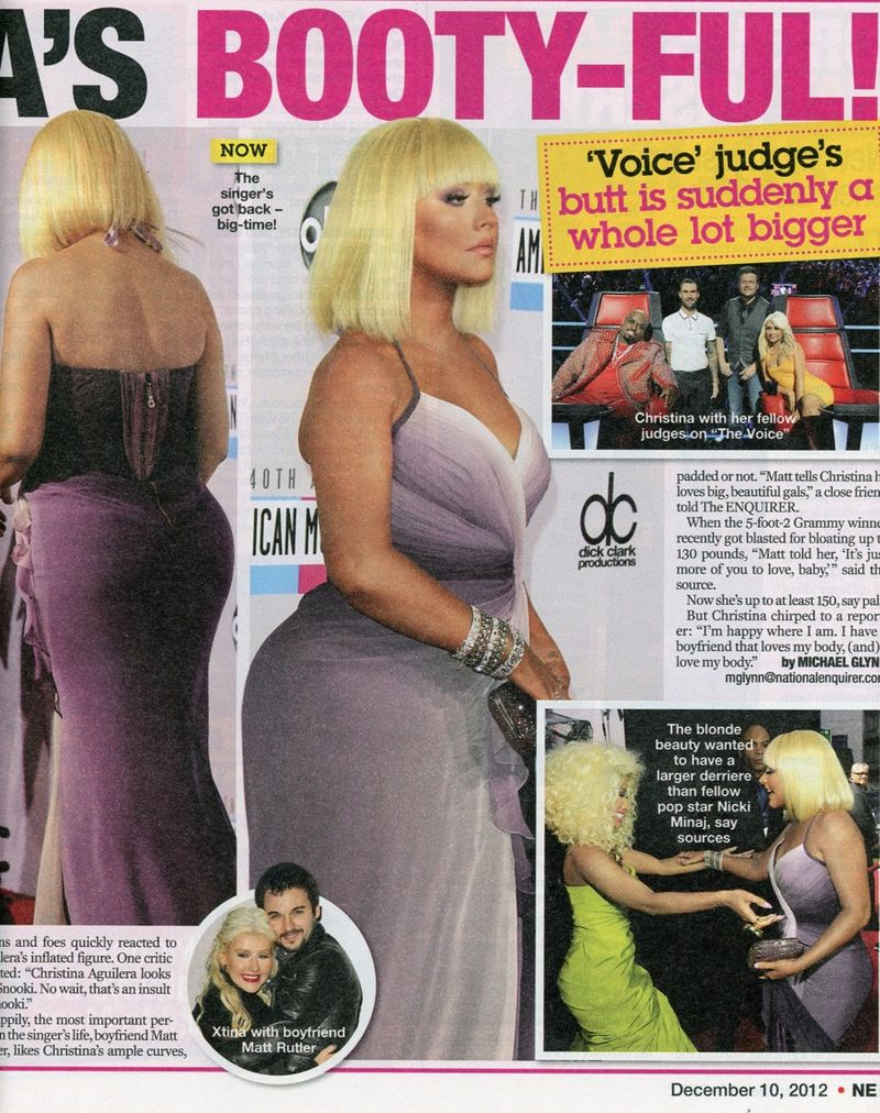 Christina-Aguilera-big-butt