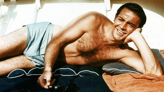 Sean-Connery-shirtless
