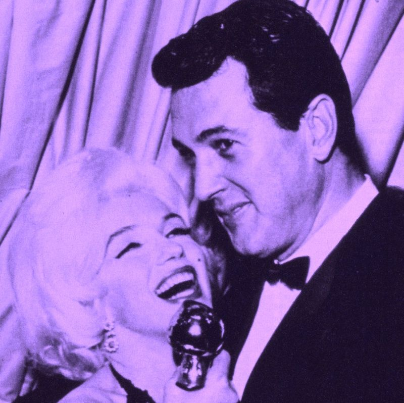 Golden-Globes-Marilyn-Monroe-Rock-Hudson