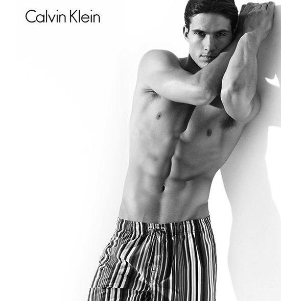 Jamie Jewitt for Calvin Klein