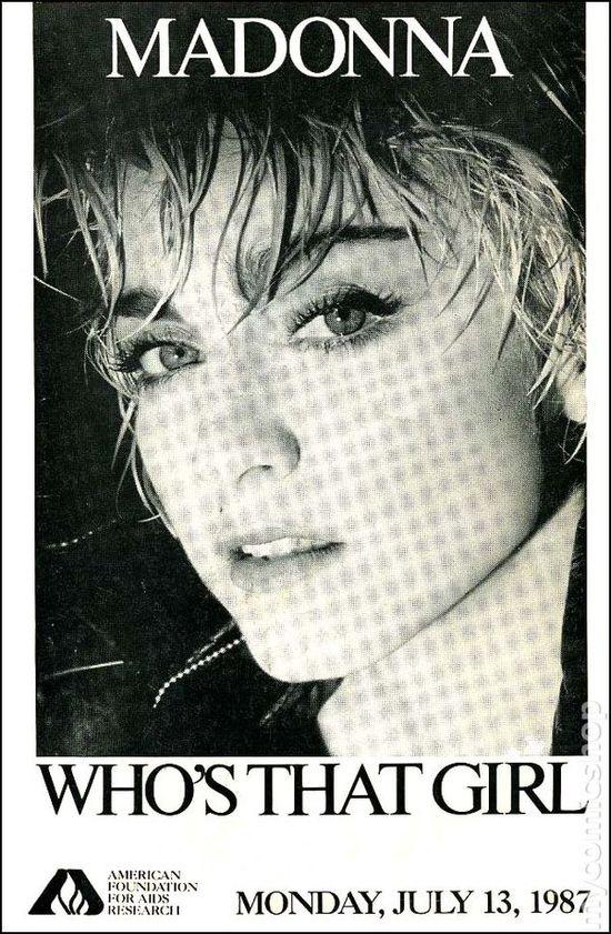 Madonna-AIDS