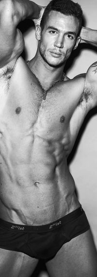 Shirtless vasa_nestorovic-rodolfo_martinez-01
