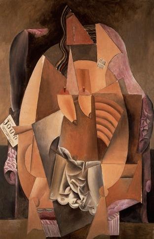Cubist-art