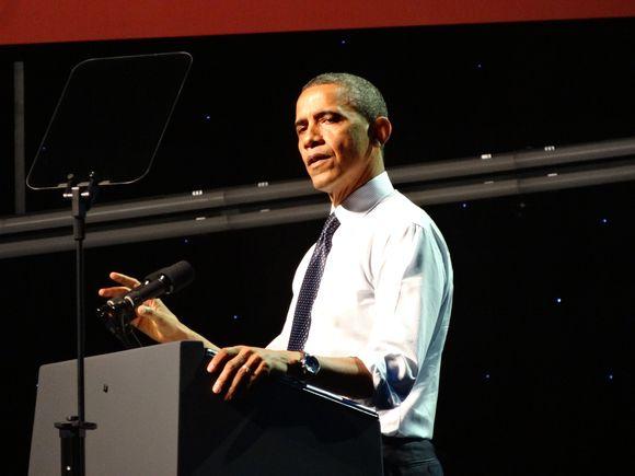 ZZZZZ Obama fundraiser