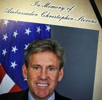 Christopher Stevens