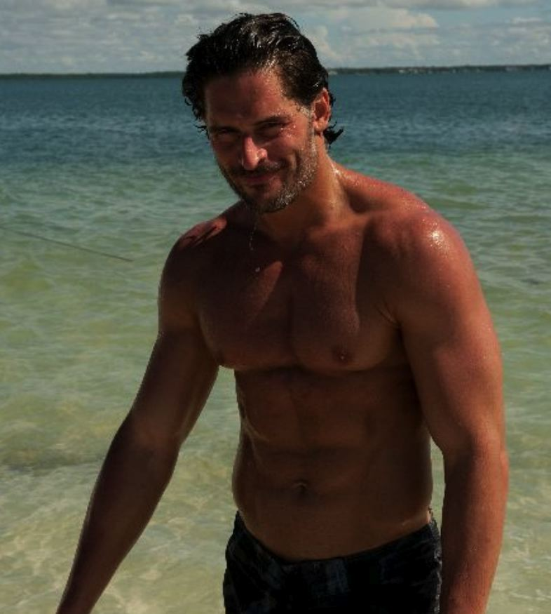 Magic Mike Joe Manganiello