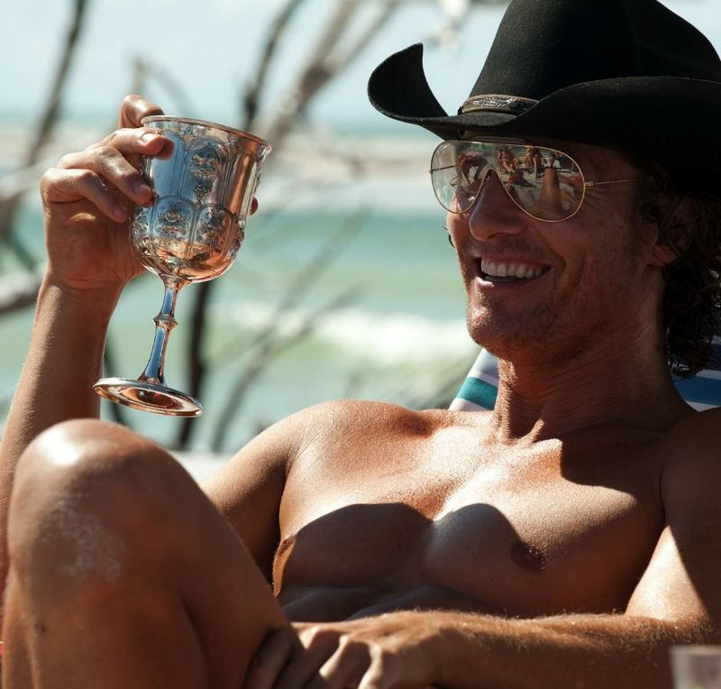 Magic Mike McConaughey